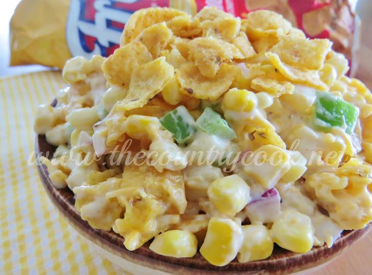 Frito Corn Salad Recipe