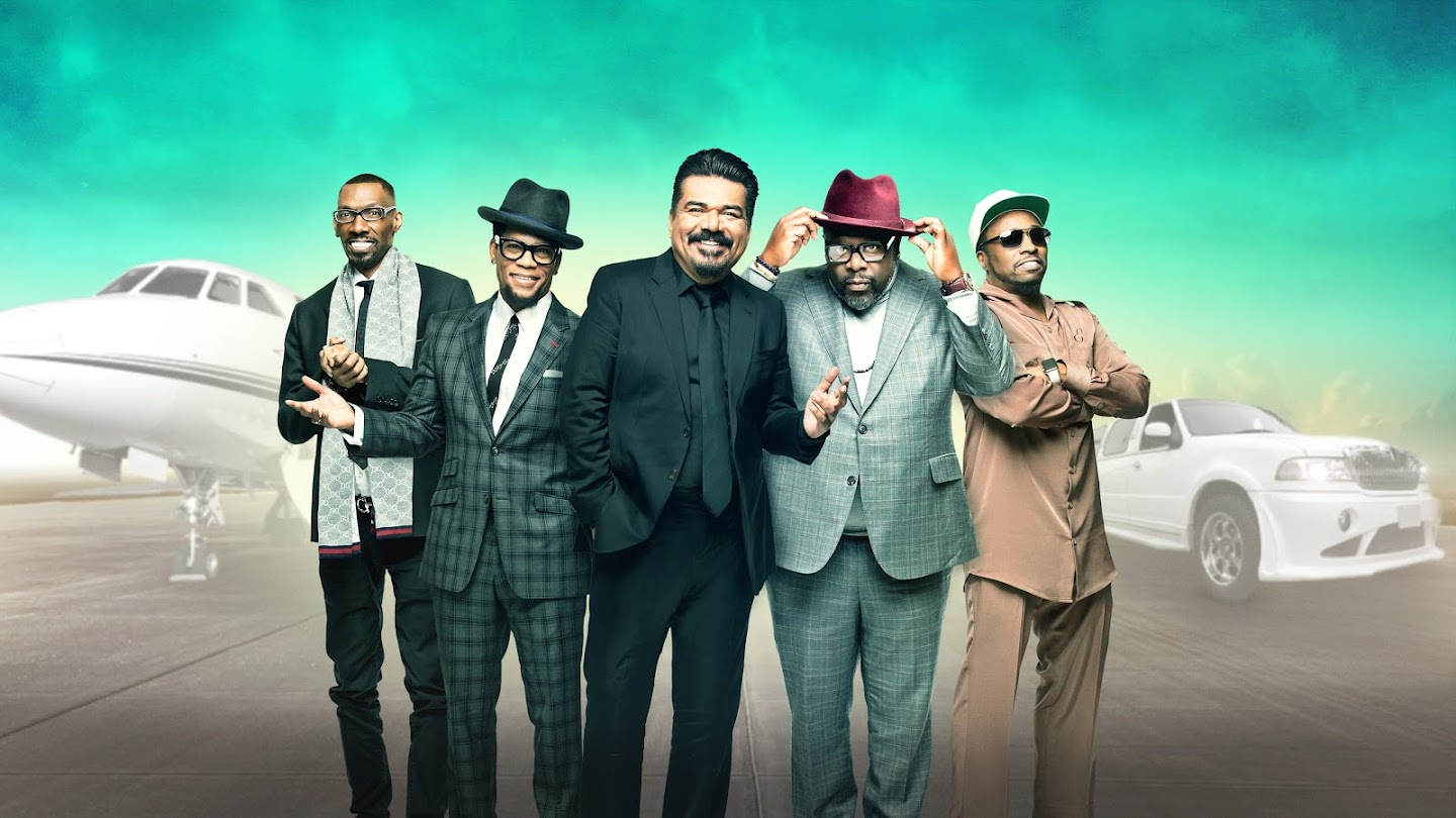 Watch The Comedy Get Down live
