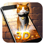 3D Kitty Theme Icon