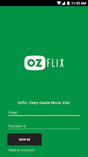 Ozflix - náhled