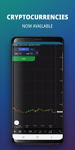OREX Trading App - screenshot