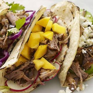 Slow-Cooker Pork Tacos.