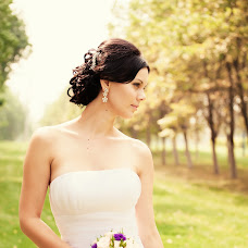 Wedding photographer Alena Serezhina (plat). Photo of 24.12.2014