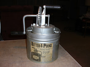 Photo: Home Butter Merger, Pat.Date Sept.14,1909 Indianaplis, Indiana