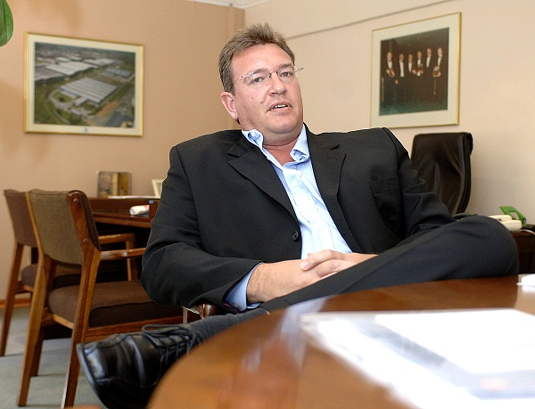 Metair CEO Theo Loock. Picture: ROBERT BOTHA
