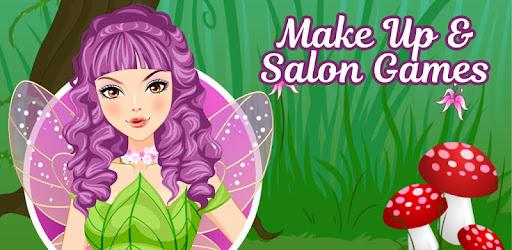 Makeup Salon Games & Dress Up - Stylish Princess - Apps on