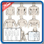 Learn to Draw : Human Bodies APK icon