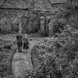 Through Time and Tide by Jolyon Vincent - People Couples