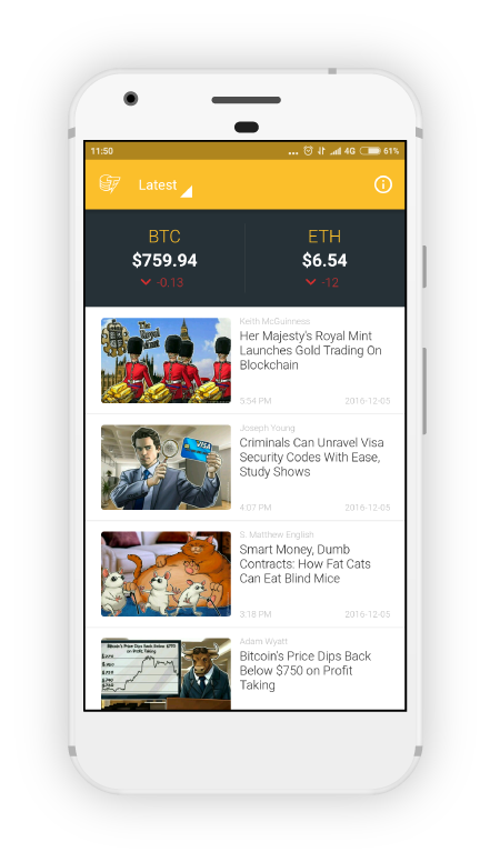 Cointelegraph: Bitcoin news- screenshot