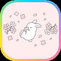토끼 테마 icon
