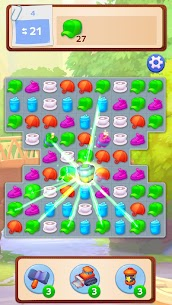 Match Town Makeover Mod Apk 1.11.1202 (Unlimited Boosters/Lives) 7