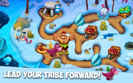 Puzzle Tribe: Time management game screenshots 11