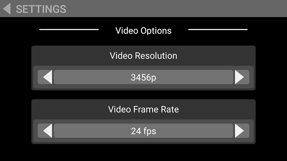 CK47 Pro video recorder [4K]  poster 4
