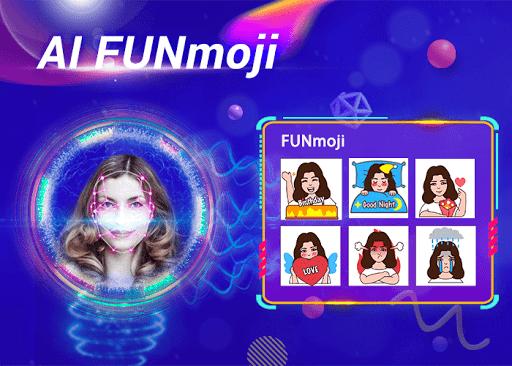 FUN Emoji Keyboard -Personal Emoji, Sticker &Theme 1.8.8 gameplay | AndroidFC 1