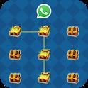 App Lock Master – Pattern Lock & Clash Theme icon