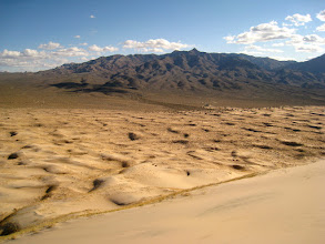 Photo: Another awesome view from the top of the dunes.