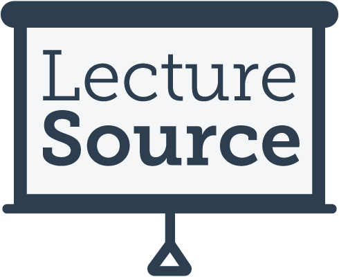 Lecture Source Lecture Breakers Virtual Summer Conference 2020