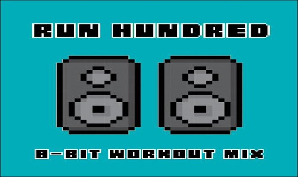 This 80's Inspired Video Game Workout Mix Will Have You Burning All The Calories