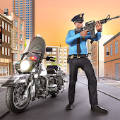 Highway Police Gangster Moto Bike Chase Master Android APK Download Free By GamesWorld Studios