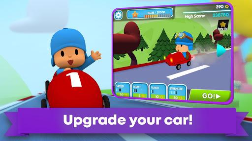 Pocoyo Racing: Kids Car Race - Fast 3D Adventure 1.0.0 screenshots 5