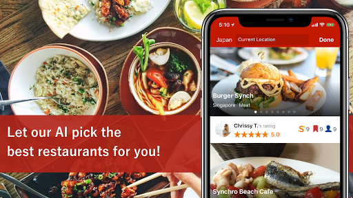 SynchroLife: Best Restaurant Review & Search App 4.1.2 Windows u7528 2