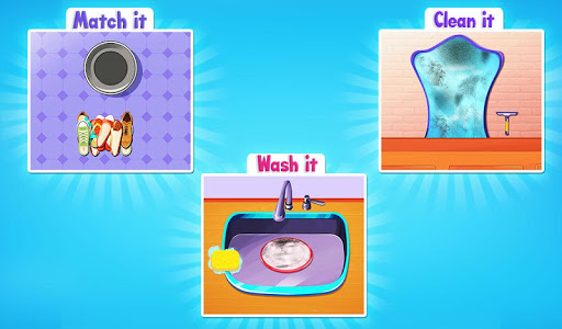 Big Home Cleanup and Wash : House Cleaning Game 2.0.7 screenshots 8