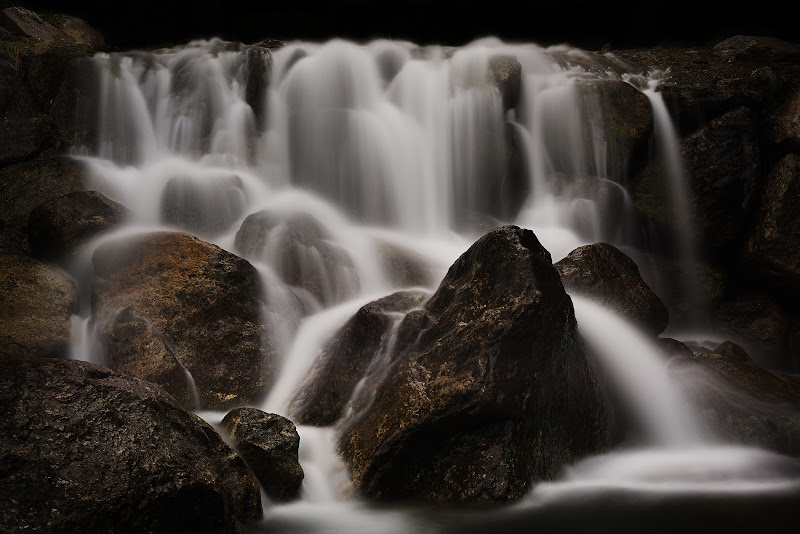 Cascata in Valsangone di Francescogiacomo