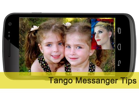 android Leitfaden für Tango-Kurier Screenshot 0