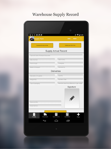 Warehouse Management 4 Tablets 1.0.18 screenshots 2