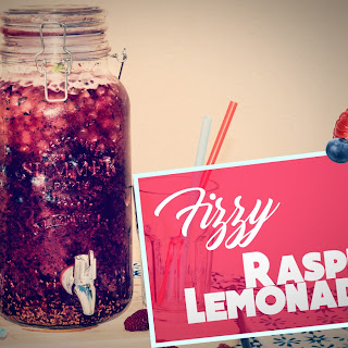 Fizzy Raspberry Lemonade
