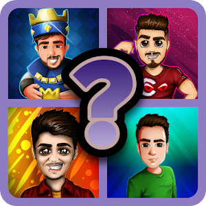 Ghiceste youtuberul - Quiz 2018 APK Download for Android