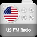 US FM Radio – Radio For Mobile icon
