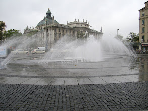 Photo: Day 50 - Fountain in Munich