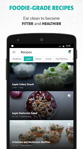 Freeletics Nutrition screenshot 1