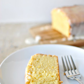 Meyer Lemon Ricotta Cake