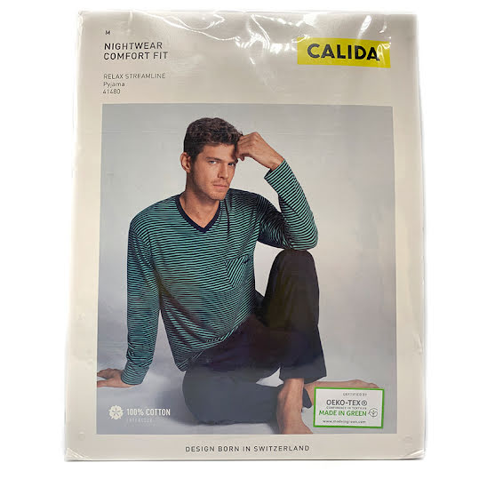 Calida Relax Streamline Pyjamas 41480