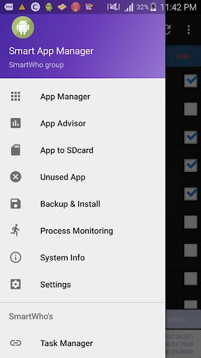Smart App Manager  screenshots 2