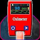 Fingerprint Pulse Rate Oximeter Spo2 Prank icon