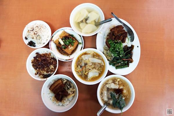 台北晴光商圈黃記焢肉飯-美味飄香三十年載的台灣銅板小吃