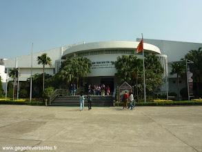 Photo: #022-Le musée de l'Ethnographie du Vietnam à Hanoi