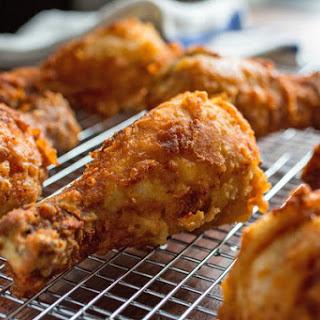 Make-Ahead Fried Chicken