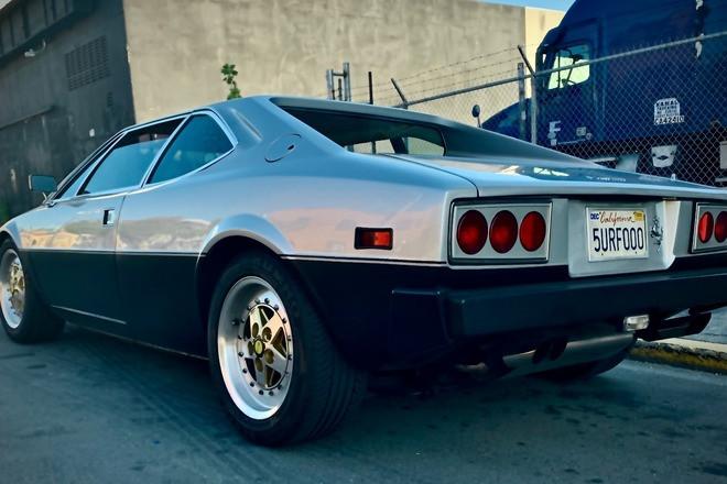 1975 Ferrari Dino 308 gt4 Hire CA