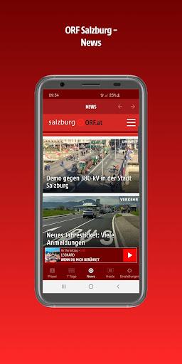 ORF Salzburg screenshot 4