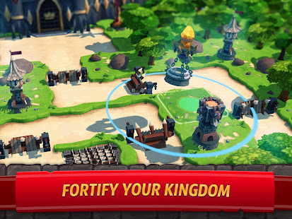 Royal Revolt 2: Tower Defense 11