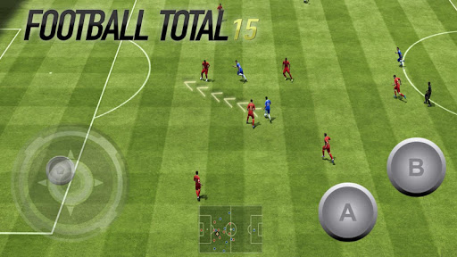 Football Total 2015 apk screenshot 5