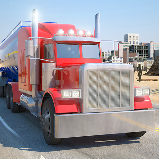 Truck Driver 3D: Extreme Roads (game)