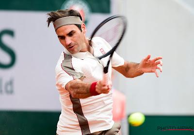 Federer heeft genoeg aan één break per set en krijgt in derde ronde een Noor tegenover zich