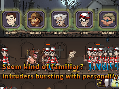 Bewildered Busters- screenshot thumbnail