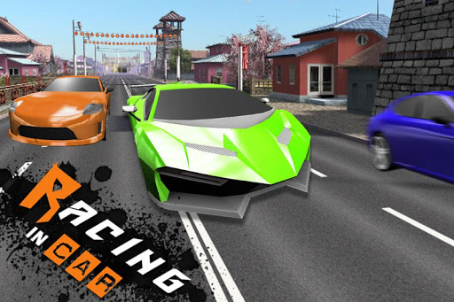 Télécharger Drift Car City Racing Traffic apk mod screenshots 4