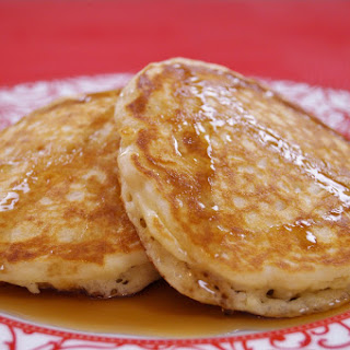 Mom's Best Pancakes From Scratch